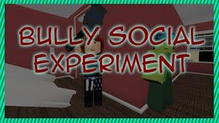 Bully Social Experiment - Roblox Video di FUD