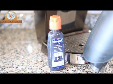 Cafissimo Classic Kireç Giderme-How to Descale a Coffee Machine