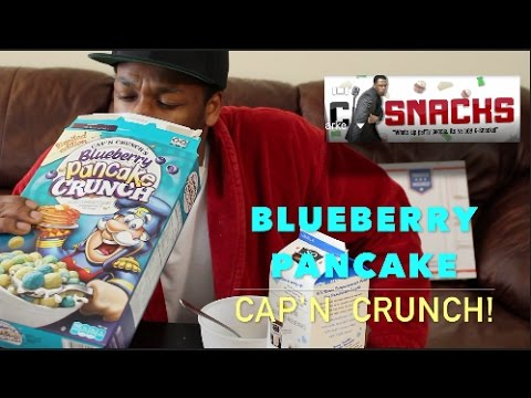 Blueberry Pancake Flavored Cap