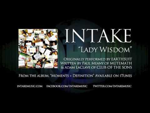 Earthsuit - Lady Wisdom (covered by Intake) mp3