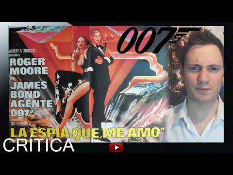 Crítica 007 La espía que me amó (1977) Review (Ciclo James Bond)