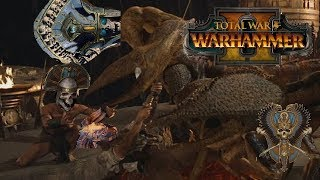 Tomb Kings vs Beastmen | Total War Warhammer 2 Tournament Match - BO5 vs JonTaun G4