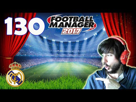 FOOTBALL MANAGER 2017 #130 | DERBI MADRILEÑO EN LA IDA DE SEMIFINALES