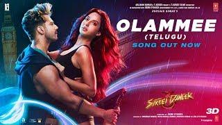 Olammee - Street Dancer 3D Telugu Mellow D Neha Kakkar Badshah Remo D
