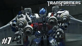Transformers Dark of the Moon - Xbox 360 / PS3 Gameplay Playthrough - Chapter VII PART 7