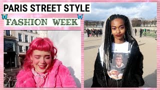 PARIS STREET STYLE #2 | Paris Fashion week (French/English subs)