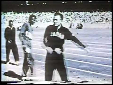 Olympics - 1948 London & 1952 Helsinki - 800m - USA Mal Whitfield & JAM Arthur Wint imasportsphile