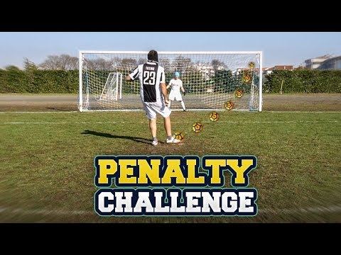 BLINDFOLD PENALTY CHALLENGE!!!  W/FIUSGAMER,OHM & ENRY LAZZA