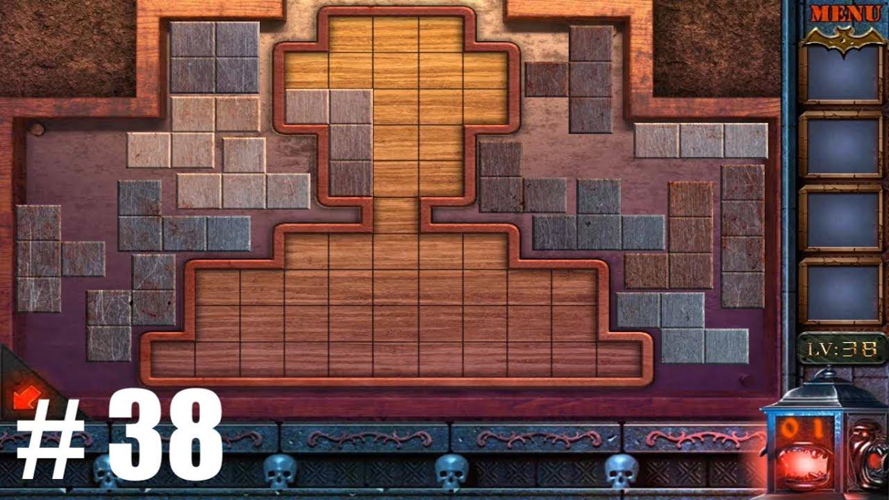 Can You Escape The 100 Room 6 Level 38 Walkthrough Hkappbond Youtube