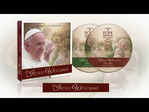 Pope Frances - An Irish Welcome 2 CD Set Mp3