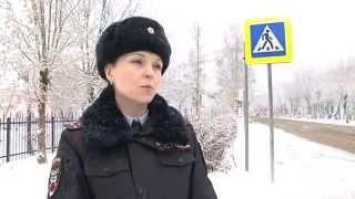 Урок безопасности в Демиховской школе