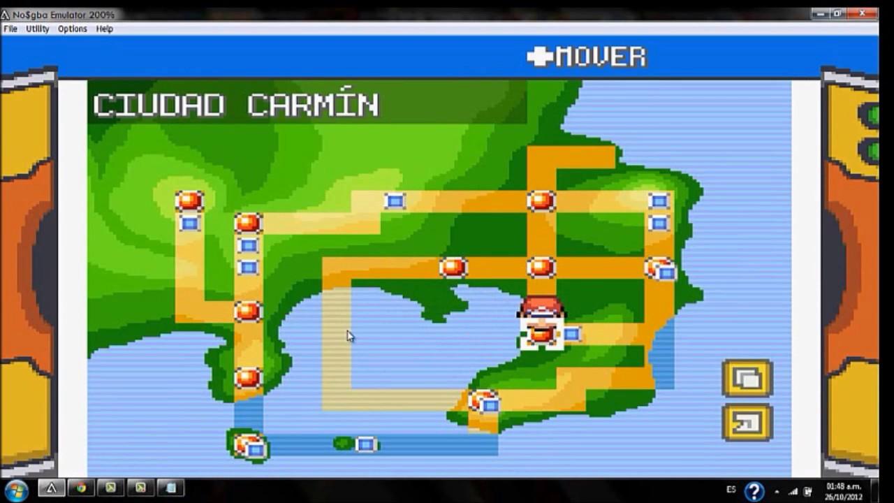Mapa Pokemon Rojo Fuego.Como Atrapar A Poliwhirl O Poliwag Pokemon Rojo Fuego
