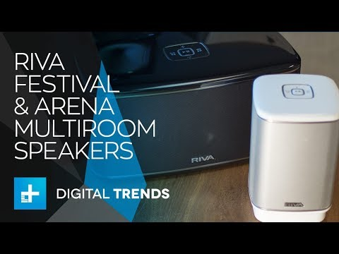Riva Festival and Arena Multiroom Speakers – Hands On Review