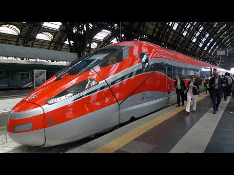 Milan to Rome by Frecciarossa 1000 from €29.90