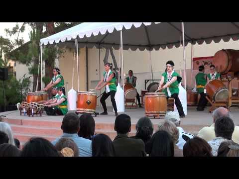 Taiko Ten 2011-2 - Sonoma County Taiko