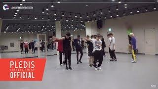 [INSIDE SEVENTEEN] 'HIT' Dance Practice Behind