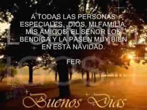 Fernando padilla saludo de navidad para mi familia y - Saludos de navidad ...