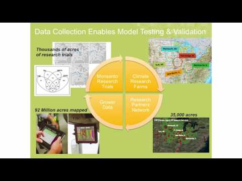 Big Data and Digital Ag to improve decision making for growers