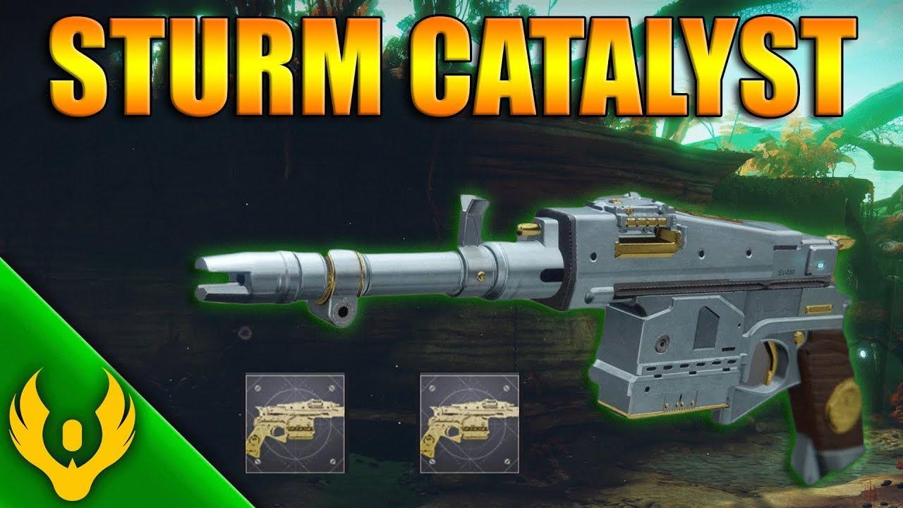 Destiny 2   Sturm Catalyst PvP Gameplay Review   Season Of Opulence