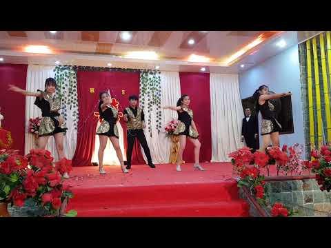 Yong bao ni li qu - dance @Wedding Party