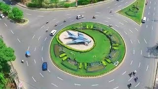 Revolution Of Lahore Multan Rawalpindi Islamabad Gujranwala Flyover Street View