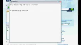 How to install Greasemonkey scripts on Flock/ Firefox  [HD]