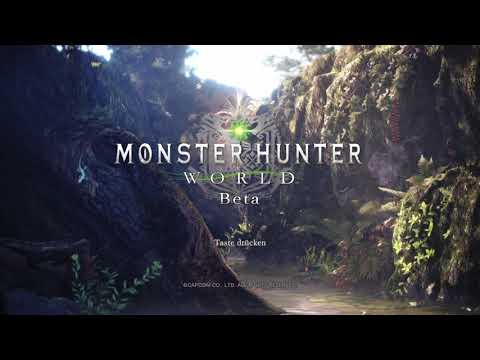 Monster Hunter World Menu Sound Track / Theme Song - 30 Minutes Version
