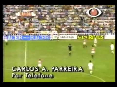 Troféu Ramon de Carranza 1992: São Paulo x Real Madrid