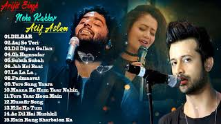 Video The Best Of Arijit Singh & Neha Kakkar Songs & Atif Aslam 2018 - Romantic Hindi Songs 2018 | Jukebox download MP3, 3GP, MP4, WEBM, AVI, FLV Juli 2018
