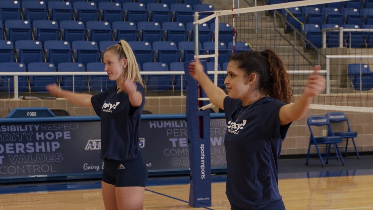 Volleyball: Warm Up