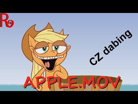 APPLE.MOV [CZ dabing]