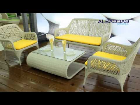 Sharjah Showroom - Garden Furniture - Outdoor Furniture - AlBaddad