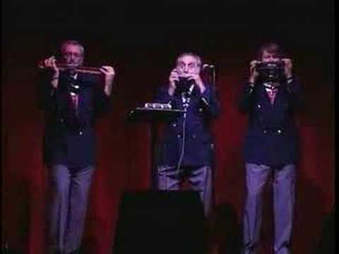 The Harmonicats Perfidia Live in San Francisco