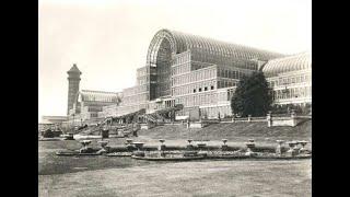 Места - Затерянные во времени Хрустальный дворец