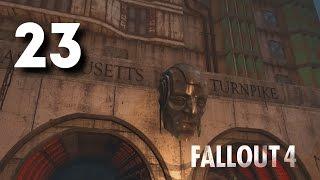 Квартирмейстер - сенсор потока Fallout 4 23