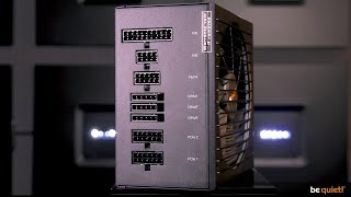 Rails and volt in a PSU | be quiet!