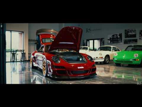 Road Scholars Porsche Cayman GTR Build