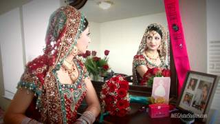 Ruby (Bride) GettingREADY Wedding Video - Full HD - MEGAstar Studioz