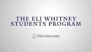 The Eli Whitney Students Program at Yale University