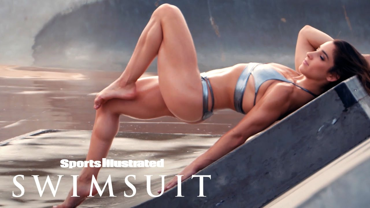 Aly Raisman Shows Off Her Gold Medal Body In Steamy Shoot