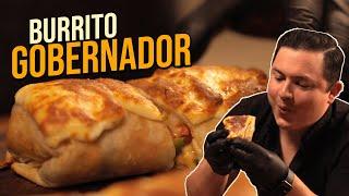 Burrito Gobernador  (Taco Gobernador)   Munchies Lab
