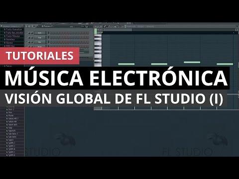 Iniciación a la música electrónica: visión global de FL Studio (I)