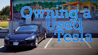 Owning a Used Tesla Model S for 1 Year (Review)