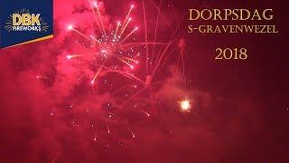 Vuurwerkshow S-Gravenwezel 2018