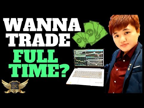 Watch This Before You Quit Your Job to Trade Full Time