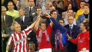 olympiakos vs pao 2-0 1998-99 cup final