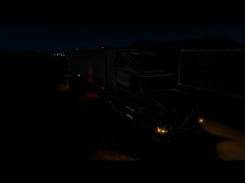 American Truck Simulator - Home Accessories to Colorado Springs - Ep 7 Part 1