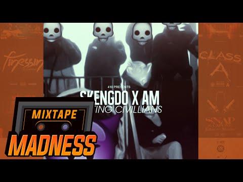 Skengdo x AM - Hitting Civilians | @MixtapeMadness