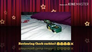 Mattel Disney cars 3 (herb curbler) 😃🙂😉😊
