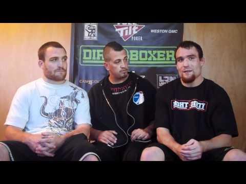 Pat Healy & Ryan Healy  Video  with Spaniard